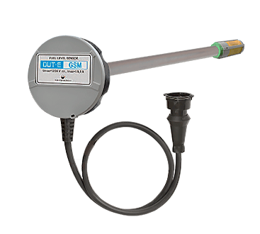 Smart fuel level sensor + GSM gateway